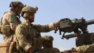 Pentagon verbietet Soldaten kurdische Abzeichen