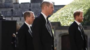Das brisante Wiedersehen von William und Harry
