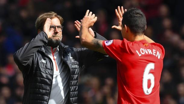 Wichtiger Prestige-Sieg für Klopp und Liverpool