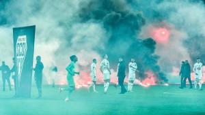 Schon wieder Krawalle in der Ligue 1