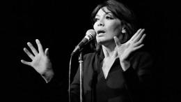 Sängerin Juliette Gréco gestorben