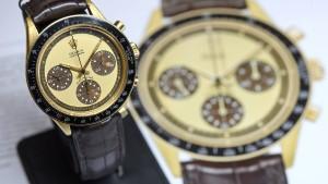 Paul Newmans Armbanduhr bricht Auktionsrekord