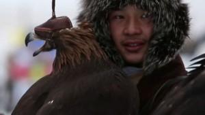 Die Falkner von Kasachstan