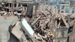Fabriken in Bangladesch sollen sicherer werden
