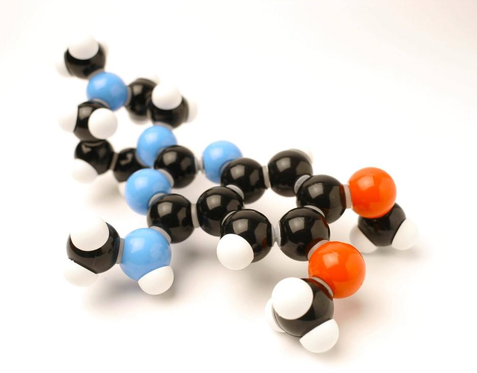 Wie können wir uns die Struktur von Molekülen vorstellen?