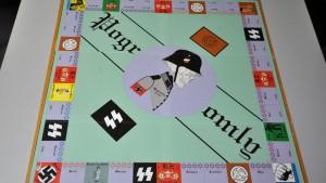 Neonazis stellten antisemitisches Monopoly-Spiel her