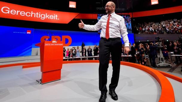 Warum Schulz unseriös argumentiert
