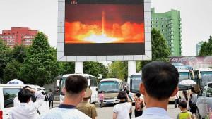 Air France weitet Flugverbotszone um Nordkorea aus