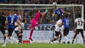 St. Pauli verpasst nach Trainer-Kritik Überraschung