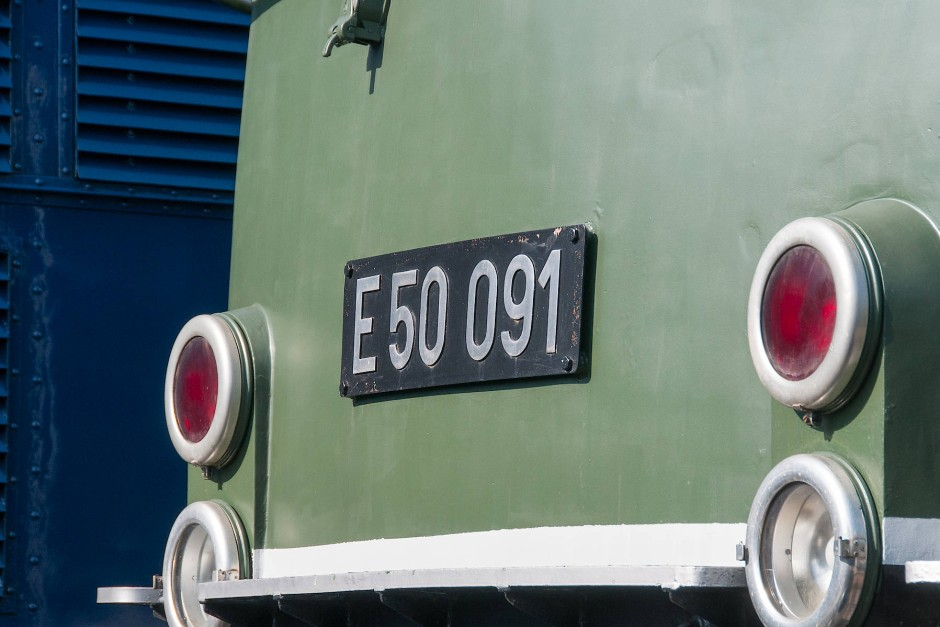 Einheitslösung: Sechsachsige E50 für schwere Güterzüge