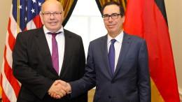 Europäer bieten Amerikanern Null-Zölle auf Industrieprodukte an