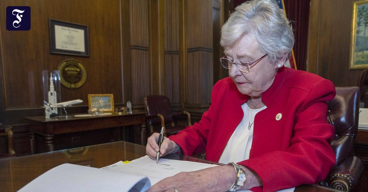 Bei vorzeitiger Haftentlassung: Alabama will Kinderschänder chemisch kastrieren lassen