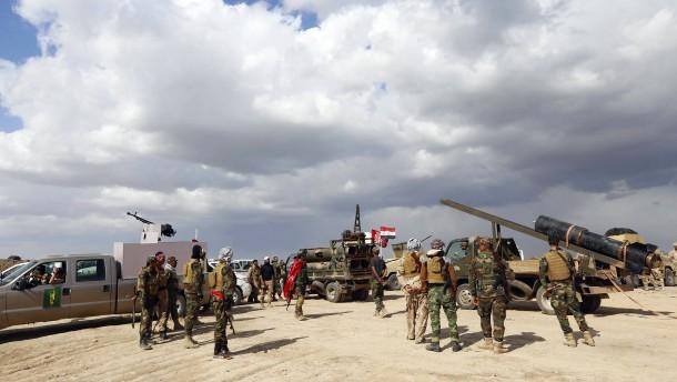 Kurden werfen IS Einsatz von Chemiewaffen vor