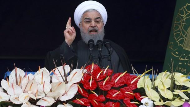 Iran kündigt nach Bombenanschlag auf die Revolutionsgarde Rache an