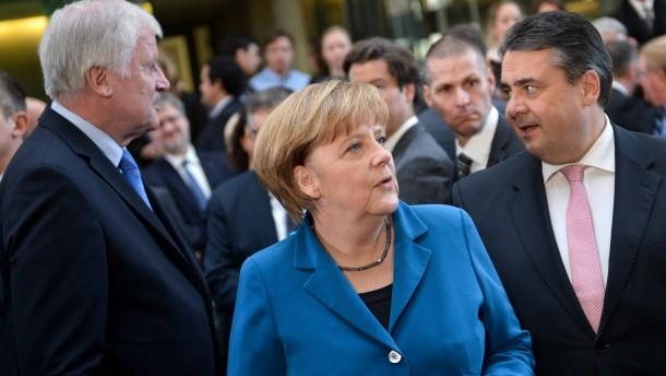 Und die Gewinnerin ist: Angela Merkel
