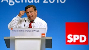 Gibt es je wieder einen SPD-Kanzler?