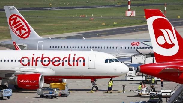 Gläubiger beraten über Verkauf von Air Berlin