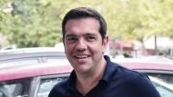 Alexis Tsipras' Vorsprung schwindet