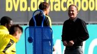 BVB-Chef Watzke lobt Tuchel – und warnt vor Rückschlägen