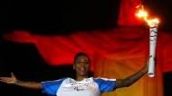 Olympisches Feuer erreicht Rio