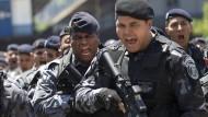 Sechs Tote durch Polizeikugeln - pro Tag