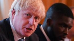 Johnson soll nächste Woche Macron und Merkel besuchen