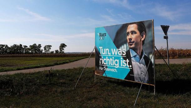 Österreich will den Wechsel