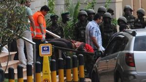 Dutzende Tote bei Terrorangriff in Nairobi