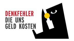 Illustration / icon für Serie / Denkfehler
