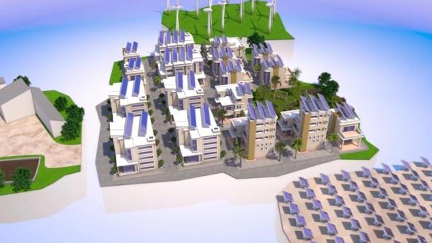Die CO2-neutrale Stadt