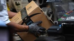 Amazon-Retouren in Amerika jetzt ohne Verpackung möglich
