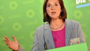 Grüne gegen Beteiligung an Minderheitsregierung