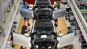 Deutscher Wirtschaftsaufschwung nimmt Fahrt auf