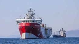 Frankreich will Militärpräsenz im östlichen Mittelmeer verstärken