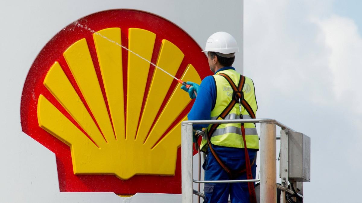 Shell zahlt in Europa nicht viel Steuern
