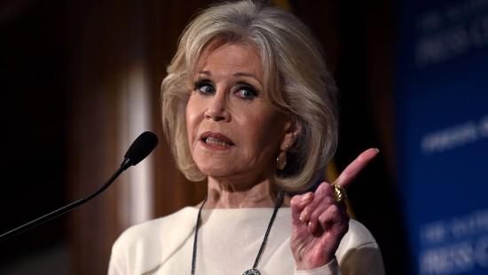 Fonda wollte Trumps Vorlieben zu ihrem Vorteil nutzen