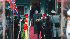 Werden Kim und Trump zu Friedensstiftern?