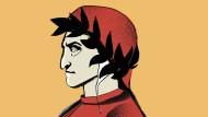 Dantes Verse: Der Wind in den Pinien