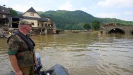 Bundesregierung beschließt 200 Millionen Euro Hochwasser-Hilfe