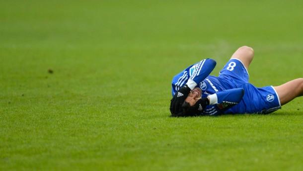Schalke dröhnt der Kopf
