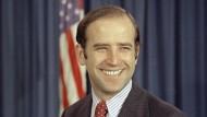 Frisch zum Senator gewählt: Joe Biden am 13. Dezember 1972