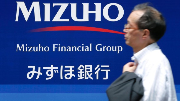 Japans Banken sind die größten Kreditgeber