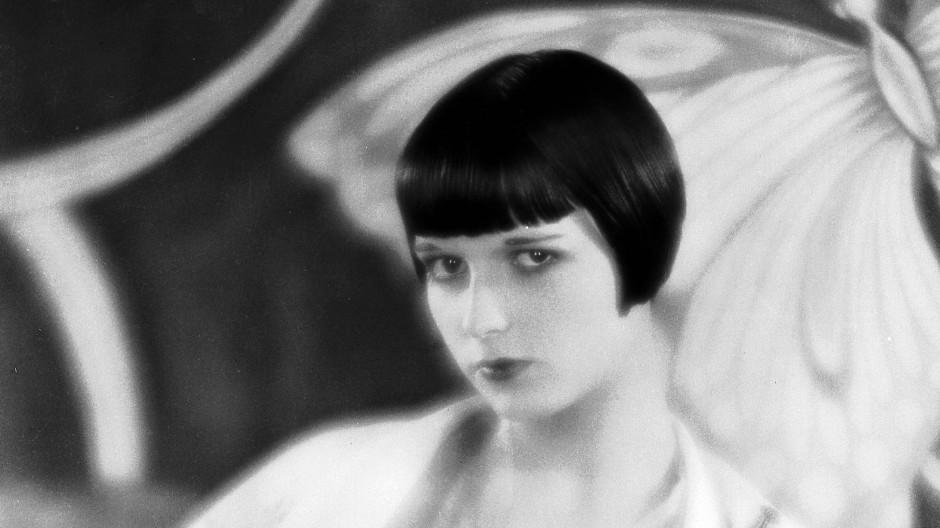 Einflussreiche Bob-Ikone: die amerikanische Schauspielerin Louise Brooks, hier 1928