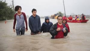 Warum ein Hurrikan Houston untergehen lässt