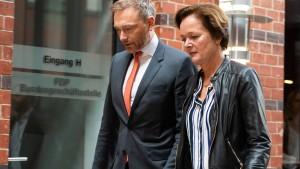 FDP verfehlt den Einzug in die Hamburger Bürgerschaft