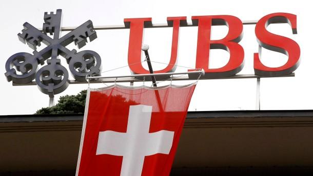UBS bezweifelt Datendiebstahl
