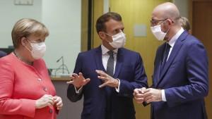Merkel: Unglaublich harte Verhandlungen – Kurz: Gutes Ergebnis gelungen
