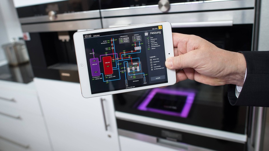 Das Smart Home vernetzt alle elektronischen Geräte miteinander.