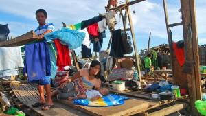 """Taifun """"Haiyan"""" stürzt Philippinen ins Chaos"""