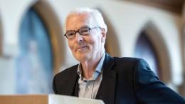 Vom Älterwerden mit Goethe und sich Halten in Frankfurt